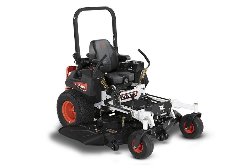 Bobcat ZT7000 Zero-Turn Mower Studio Photo