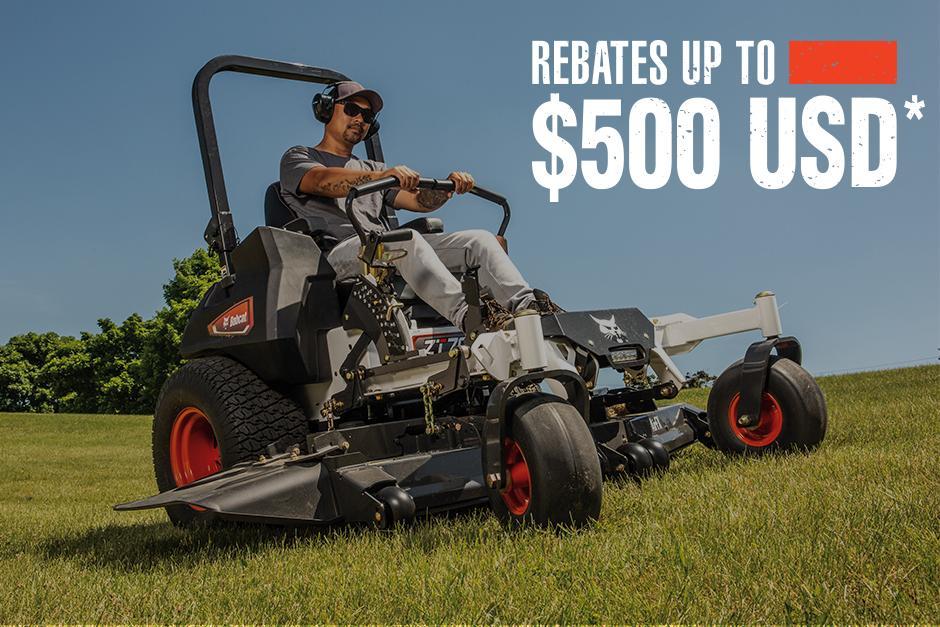 Rebates up to $500 USD*
