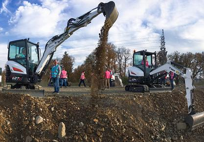 Bobcat Demo Days – the Ultimate Customer Event