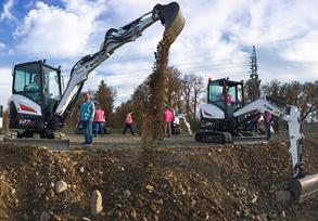 Bobcat Demo Days