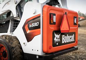 Bobcat's 'One Tough Animal ® ' Gets Bold New Styling