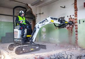 Electric Mini-Excavator