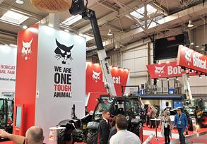 Bobcat introduces M-Series SSL at Agritechnica 2019