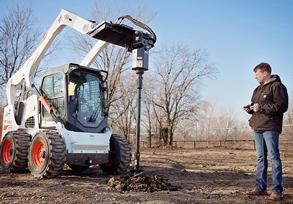 Show release for Bobcat at Conexpo