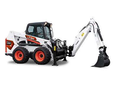 New Backhoe Attachment for Bobcat Compact Loaders
