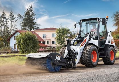 Bobcat is Entering the European Wheel Loader Market
