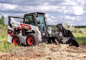 New R-Series Revolutionizes Bobcat Loader Design