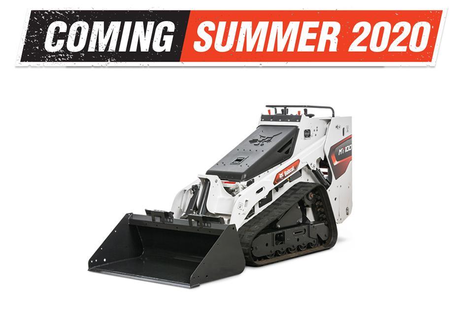 MT100 Mini Track Loader Available Summer 2020