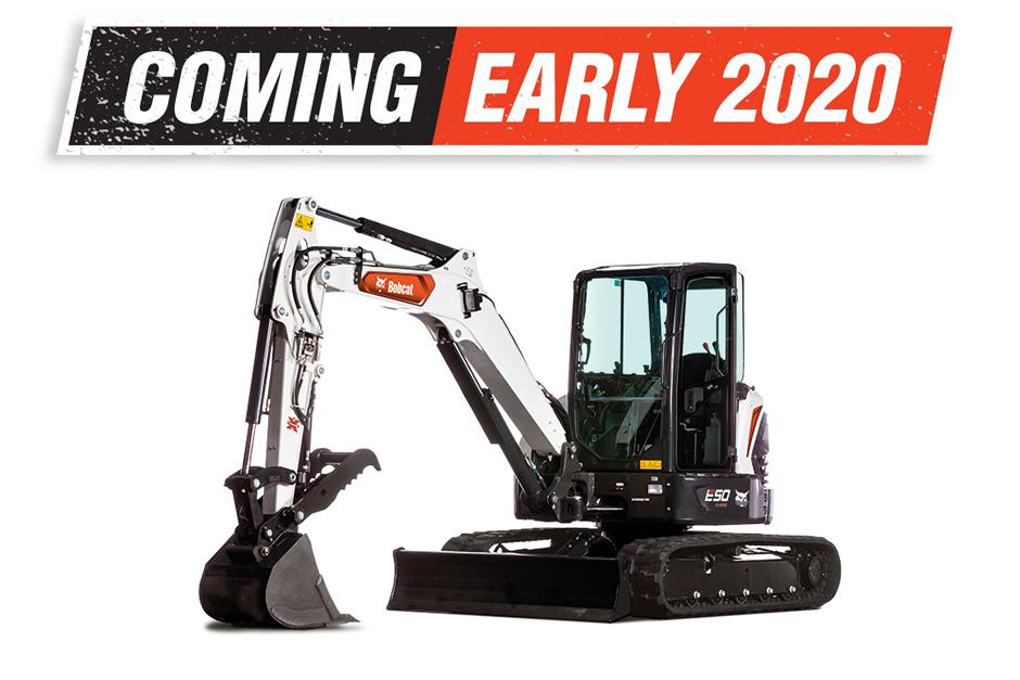 New Bobcat R2-Series Excavator Coming In 2020.
