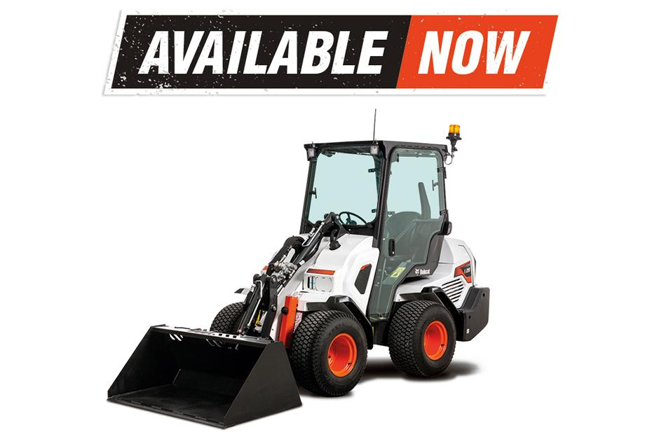 New Bobcat Small Articulated Loader Now Available