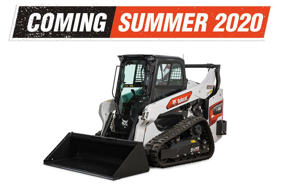 T66 R-Series Loader Available Summer 2020