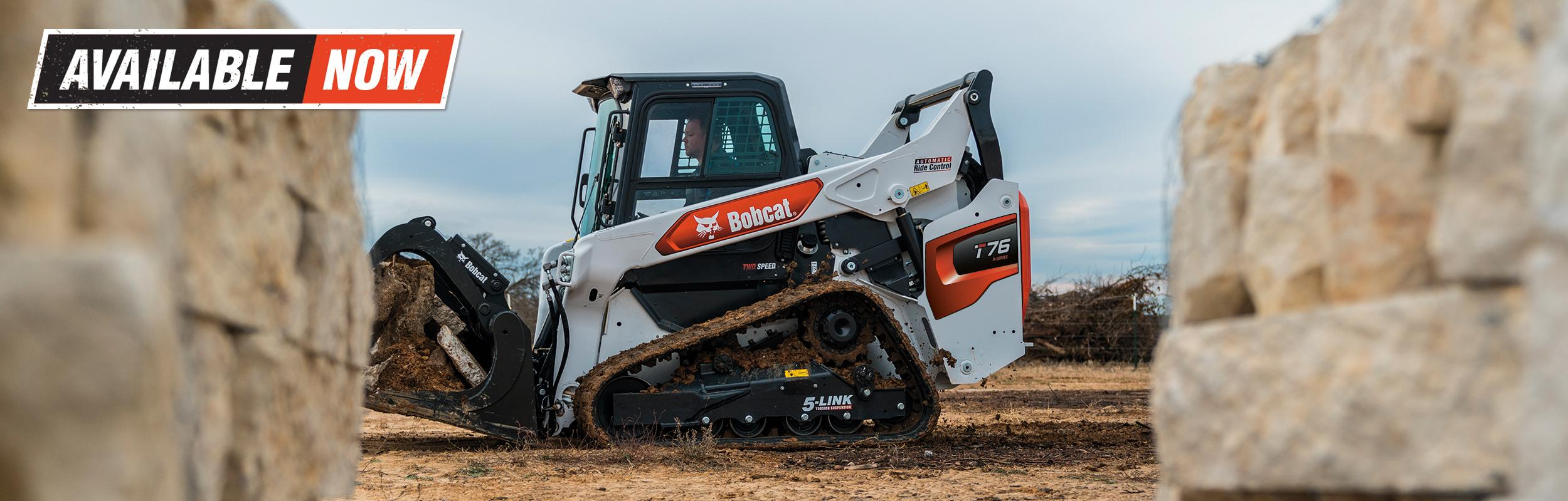 New Bobcat R-Series Compact Track Loader Available In 2020