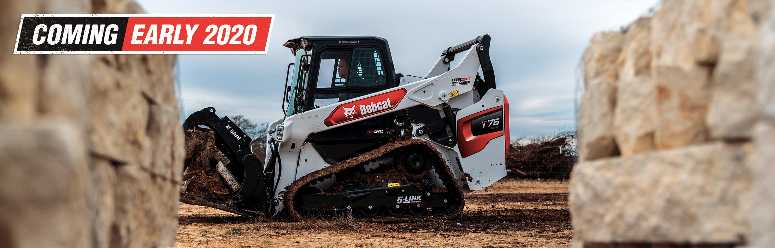 New Bobcat R-Series Compact Track Loader Coming In 2020