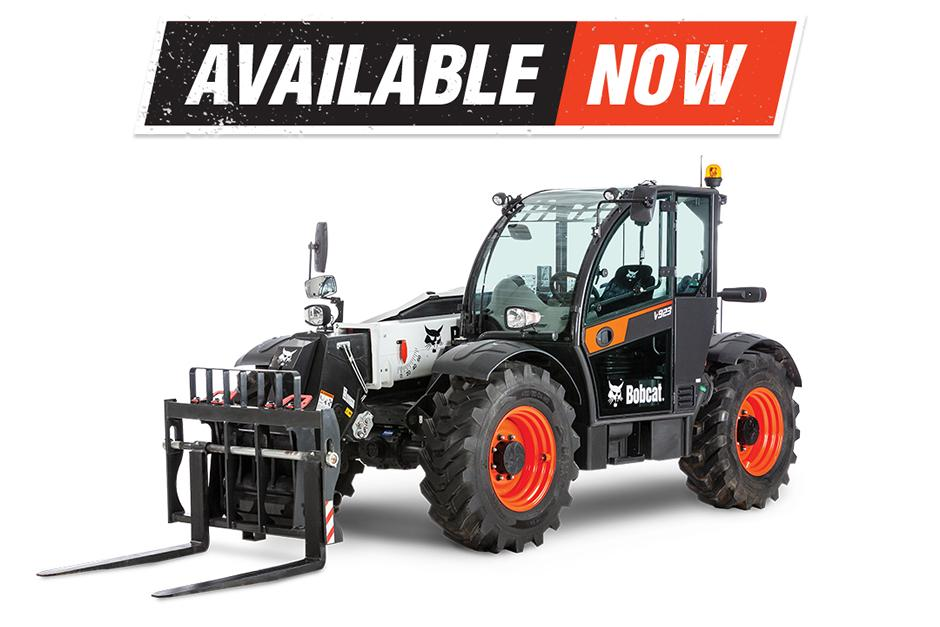 New V923 Telehandler Available Now