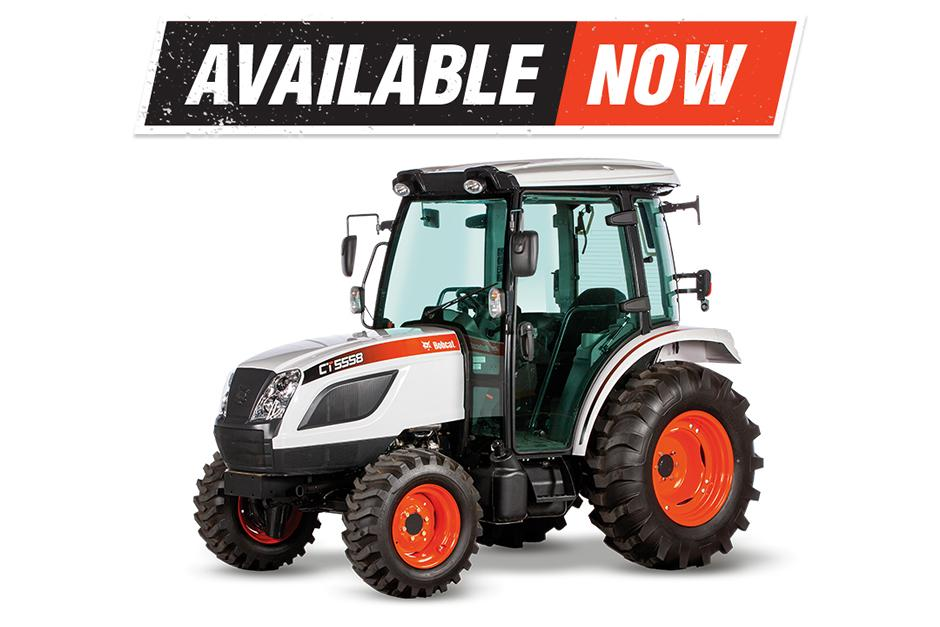 Bobcat Sub-Compact And Compact Tractor Lineup Now Available