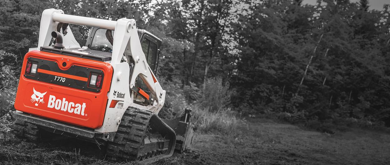 Bobcat loader promotion.