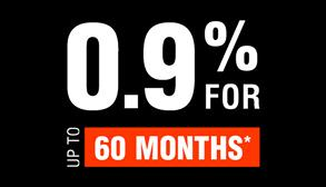 Bobcat Compact Equipment 0% Financing For Up To 60 Months Sales Program Promotional Image