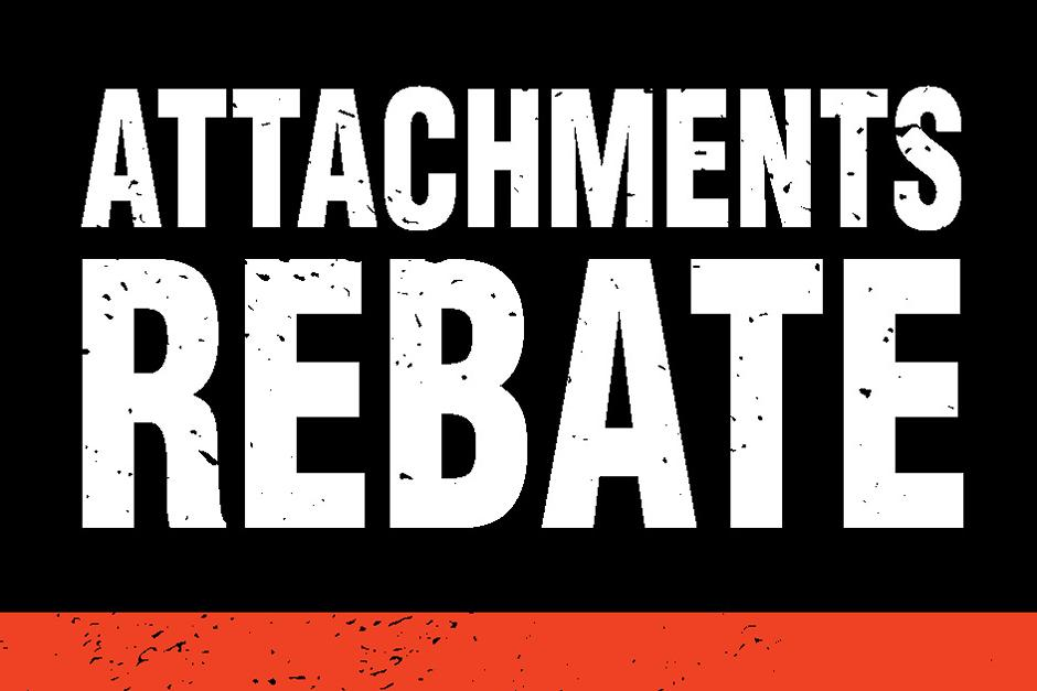 Bobcat Attachment Credit Promotional Image