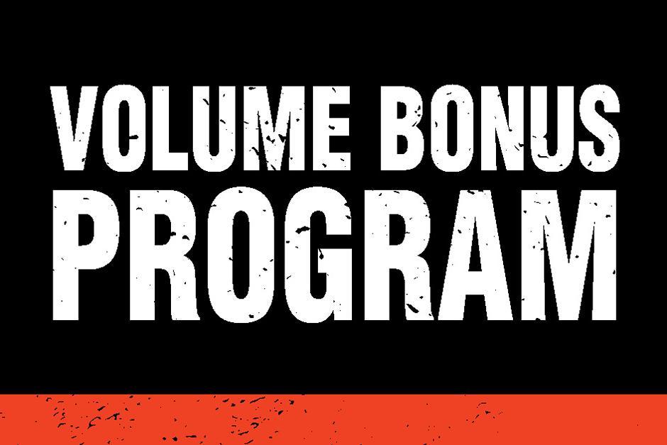 Bobcat Volume Discount Promotional Image