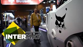 Bobcat at Intermat!