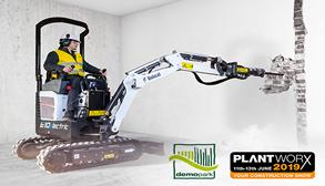 Demopark and Plantworx