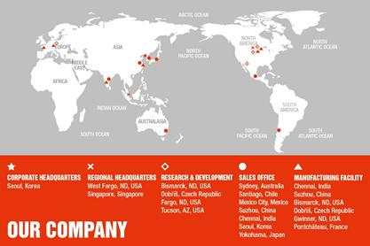 The Company: Global With North Dakota Roots