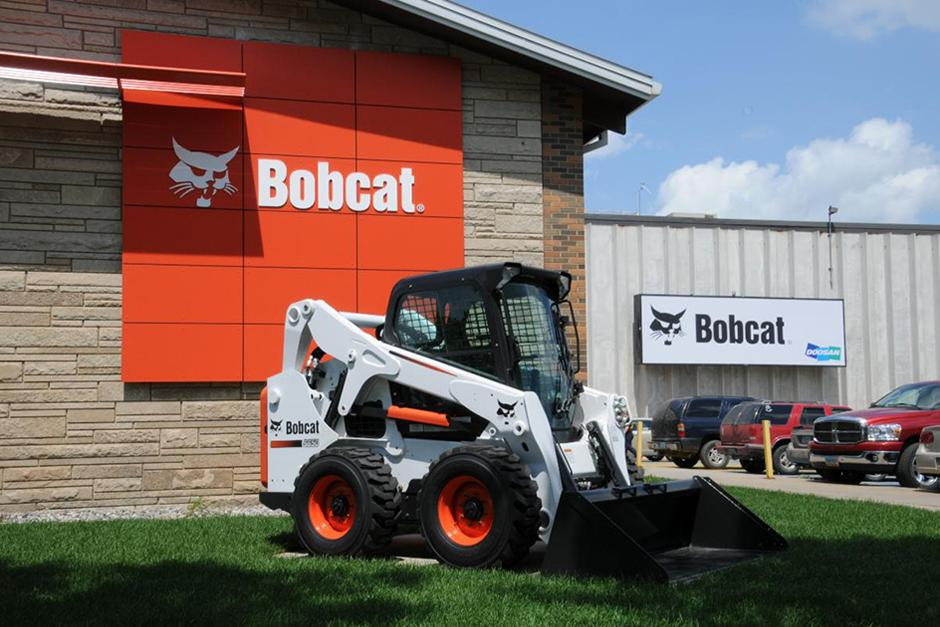 Bobcat Equipment Manufacturing Facility In Gwinner