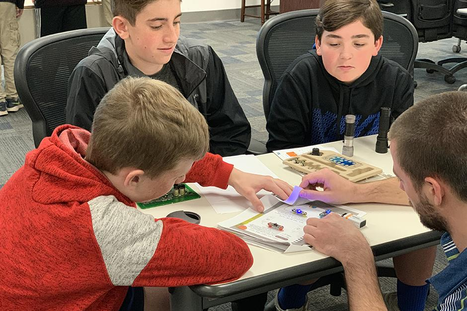 Students Supported By Doosan Bobcat STEM Initiatives
