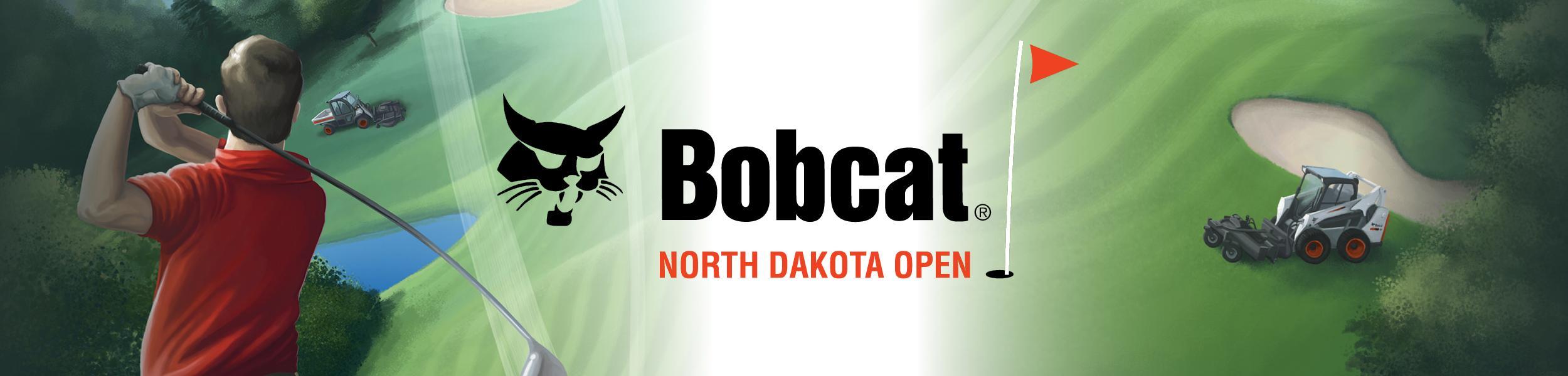 Bobcat North Dakota Open Promotional Image