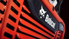 Bobcat Compact Track Loader Rear-Angle Image