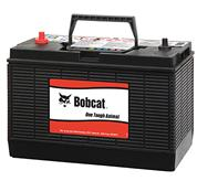 Bobcat battery for loaders, excavators, telehandlers and UTVs