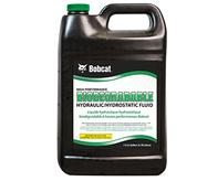 Bobcat biodegradable hydraulic / hydrostatic fluid for Bobcat loaders, excavators and telehandlers