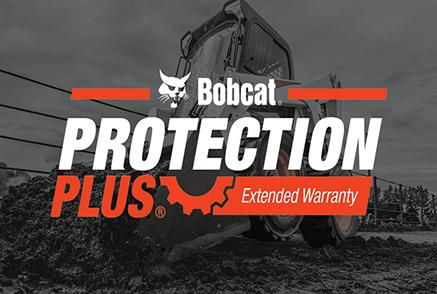 Bobcat Loader Protected With An Extended Warranty