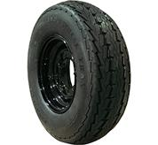 Bobcat utility vehicle (UTV) tires for hard surfaces.