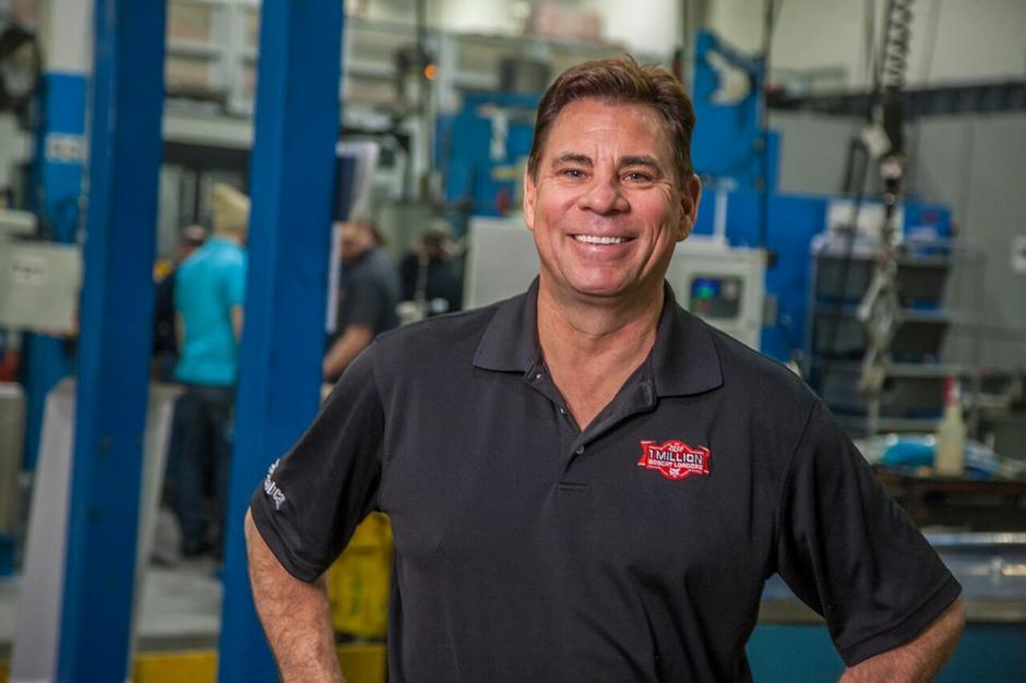 Tim is a senior manager of dealer accounts for Doosan Bobcat in West Fargo, North Dakota.