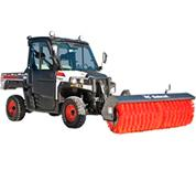 Bobcat Attachment -  Angle Broom - Utility Vehicles