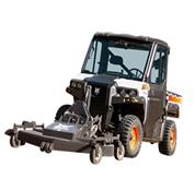 Bobcat Attachment - Mower - Utility Vehicles