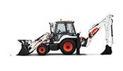Bobcat Backhoe Loader B730