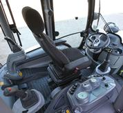 Backhoe Loaders - Everything you need in an operator compartment