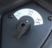 Chargeuses-pelleteuses - 3 modes de direction