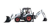 Bobcat Backhoe Loader B700