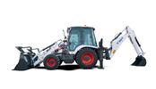 Bobcat Backhoe Loader B730
