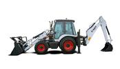Bobcat Backhoe Loader B750