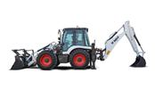 Bobcat Backhoe Loader B780