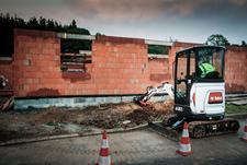 Bobcat E20z Compact Excavator (Tier 4)