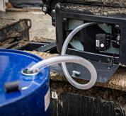Fuel refill pump