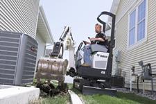 Bobcat E10 Compact Excavator (Tier 4)