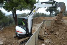 Bobcat E35 Compact Excavator (Tier 4)
