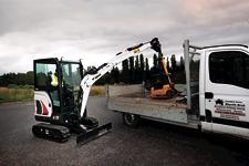 Bobcat E19 Compact Excavator