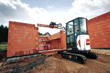 Bobcat E20 Compact Excavator (Tier 4)